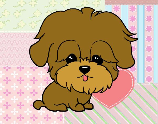Perros Dibujos Kawaii
