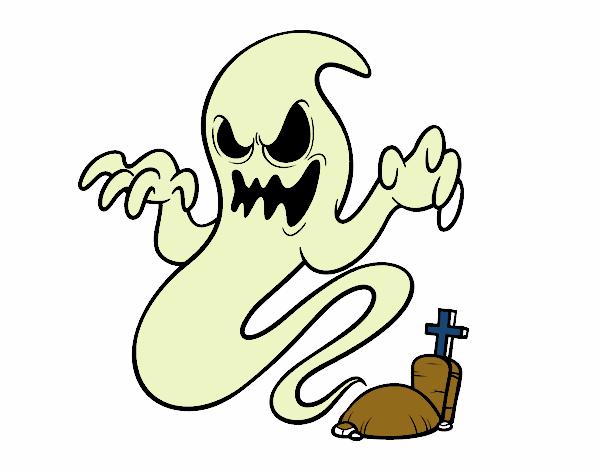 """La """"religión"""" personal de cada uno, o en qué cree. El-fantasma-de-la-tumba-fiestas-halloween-10761639"""