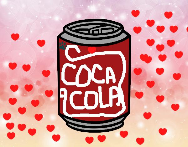Dibujo De Cocacola Pintado Por Yatsuky En Dibujosnet El Día