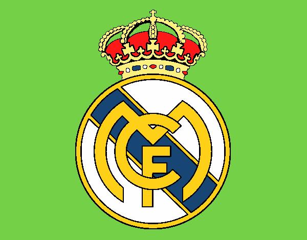 Top 12 Escudo Del Real Madrid Para Colorear Y Imprimir