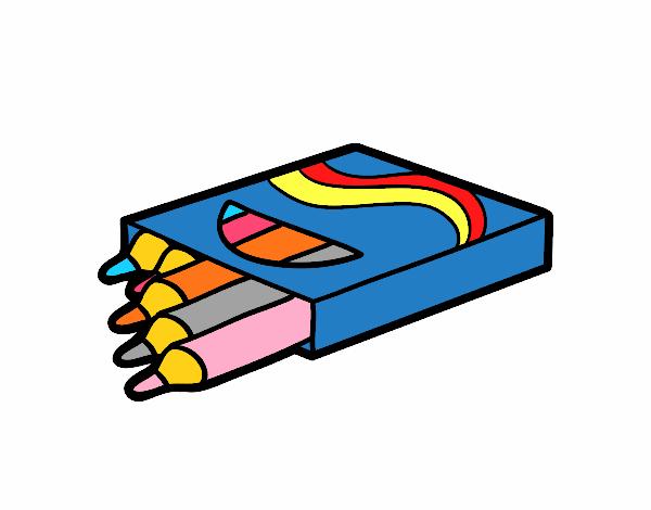 Dibujo De Crayolas Pintado Por En Dibujosnet El Día 18 12