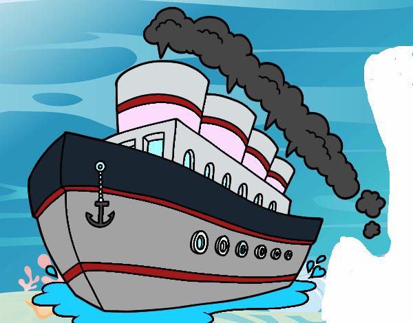 Dibujo De Titanic Pintado Por En Dibujosnet El Día 29 05 17 A Las
