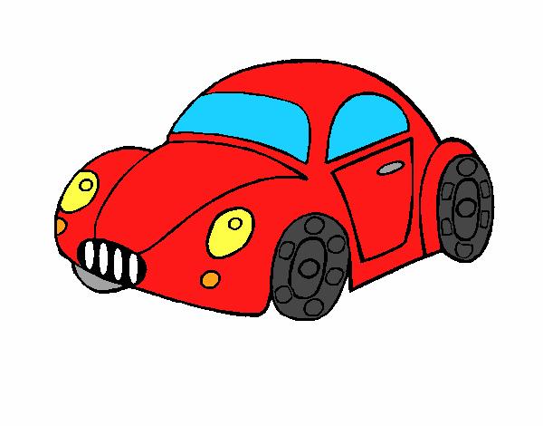 Dibujo De Carro Pintado Por En Dibujos Net El Dia 16 06 17 A Las 23