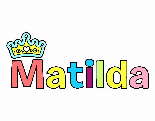 Dibujo de Matilda pintado por en Dibujos.net el día 26-06-17 a las ...
