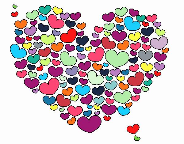 Imágenes de Corazones Amor