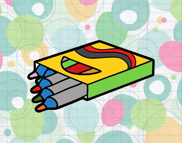 Dibujo de Crayolas pintado por en Dibujos.net el día 25-08-17 a las ...