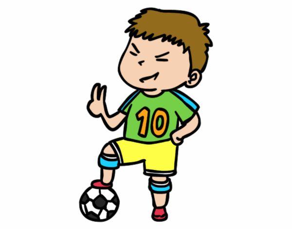Dibujo de Amo el futbol pintado por en Dibujos.net el día 18-12-17 a ...