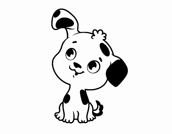 Dibujo De El Perro Pat Pintado Por En Dibujosnet El Día 02 02 18 A