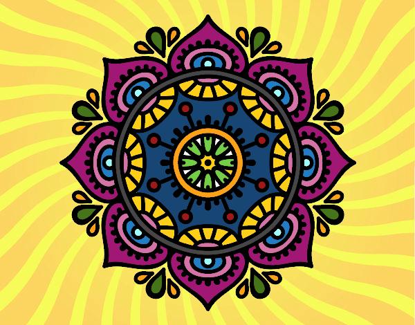 Mandalas Para Colorear Atrapasueños