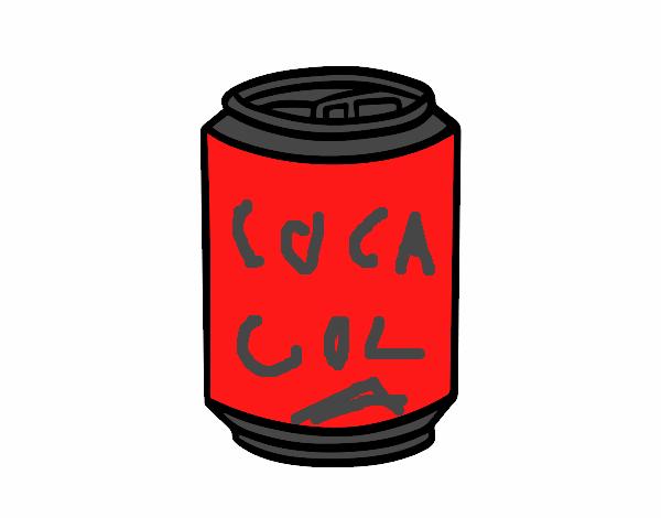 Dibujo De Coca Cola Pintado Por En Dibujosnet El Día 02 03
