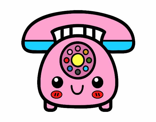 Dibujos De Telefonos