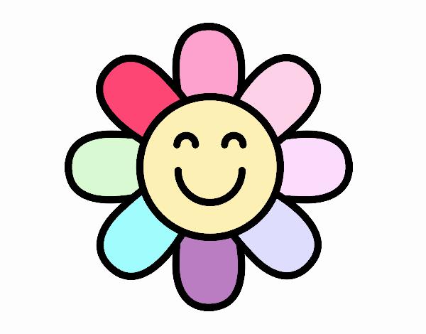 Dibujo De Flor Sencilla Pintado Por En Dibujosnet El Día 18 04 18 A