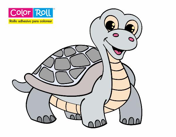 Dibujo de Tortuga Color Roll pintado por en Dibujos.net el día 29-05 ...