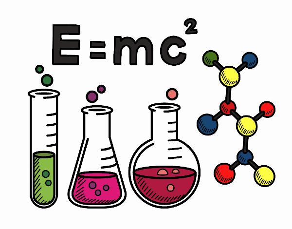 Dibujo De Clase De Química Pintado Por En Dibujosnet El Día