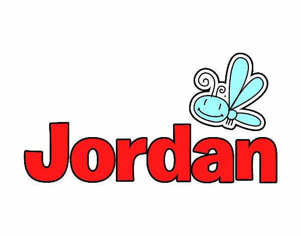 Dibujo de Jordan pintado por en Dibujos.net el día 28-07-18 a las 08 ...