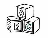 Cubos educativos ABC