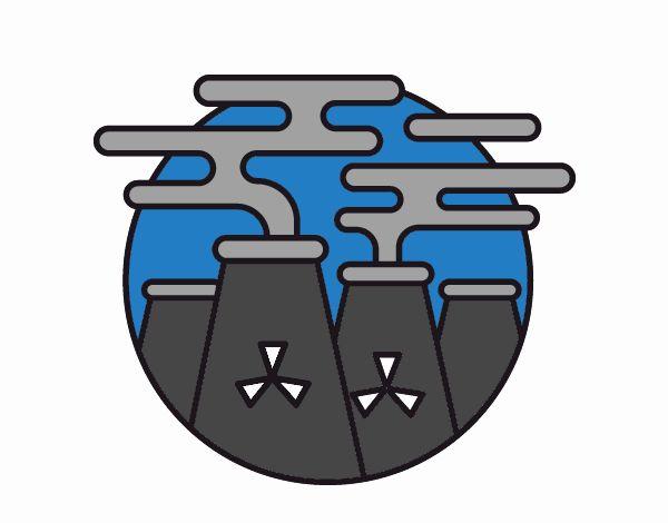 Dibujo De Energía Nuclear Pintado Por En Dibujosnet El Día 13 08 18