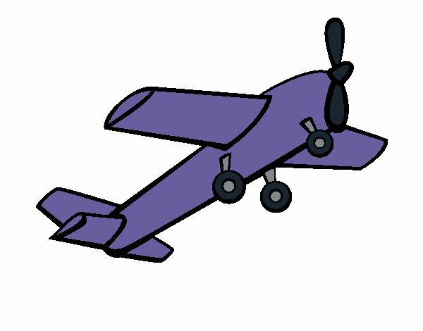 De Avión Juguete El Día 18 En Dibujo 10 Por Pintado hsrdtQ
