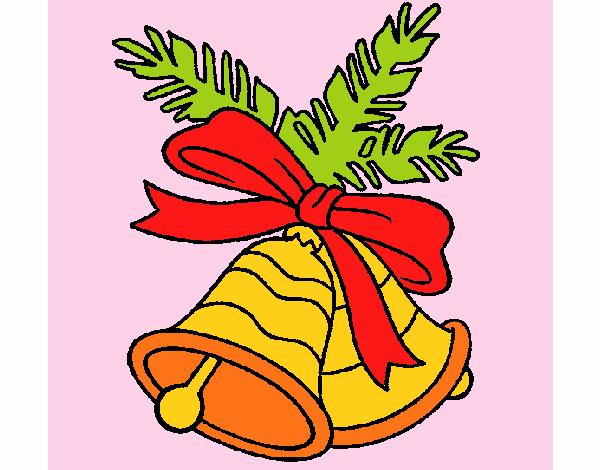 Dibujo De Campanas De Navidad Pintado Por En Dibujos Net El Dia 06