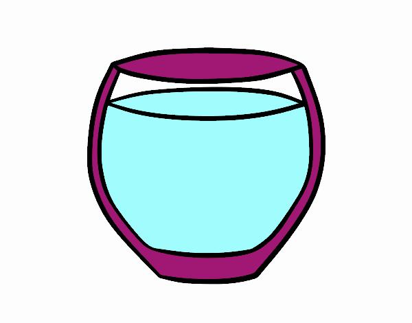 Imagenes De Vasos De Agua Para Colorear