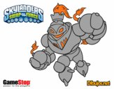 Skylanders Swap Force Blast Zone