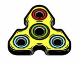 Spinner triangular