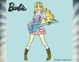 Barbie guitarrista