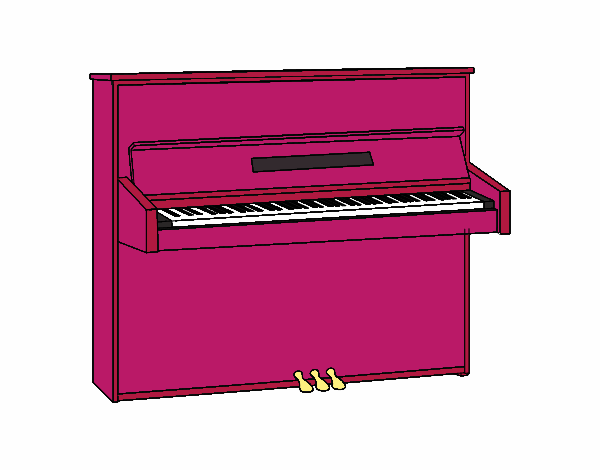 El Piano De Barbie