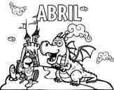 Dibujos De Los Meses Del Año Para Colorear Dibujosnet
