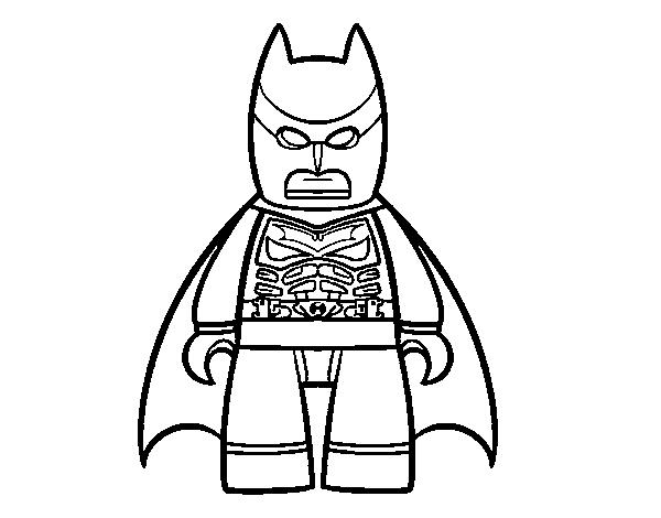 Lego Batman Para Pintar Dibujos Para Imprimir Y Colorear Classy World