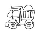 Dibujos De Camiones Para Colorear Dibujos Net