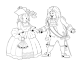 Dibujo De Princesa Ariel Para Colorear Dibujosnet