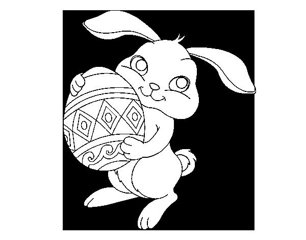 best Dibujos De Conejos De Pascua Para Imprimir image collection