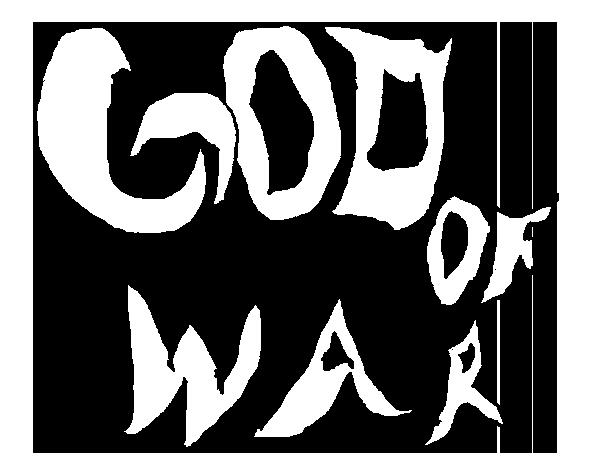 Dibujo De God Fo War Para Colorear Dibujosnet