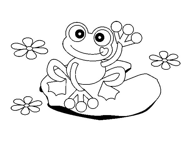 Dibujo de Hola Calmatopic para Colorear - Dibujos.net