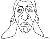 Dibujos De Maya Mas Visitados Para Colorear Dibujosnet