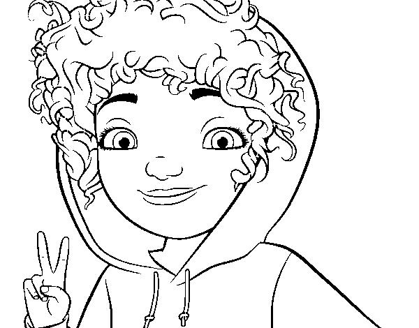 Dibujo de Home - Tip para Colorear - Dibujos.net