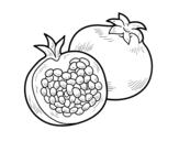 Dibujos De Frutas Para Colorear Dibujosnet