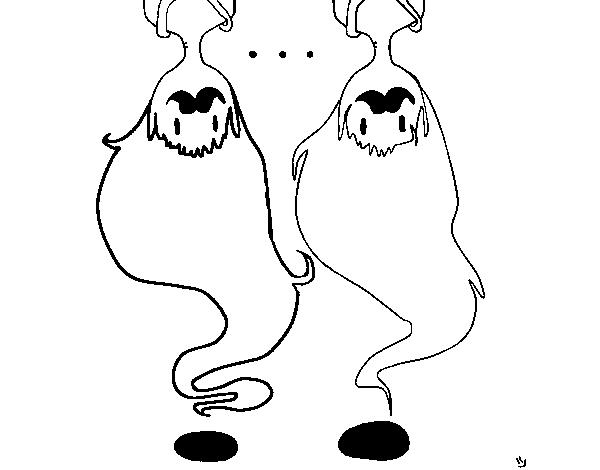 Dibujo de Marceline de Hora de aventuras para Colorear - Dibujos.net
