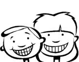 Dibujos De Niños Mas Visitados Para Colorear Dibujosnet