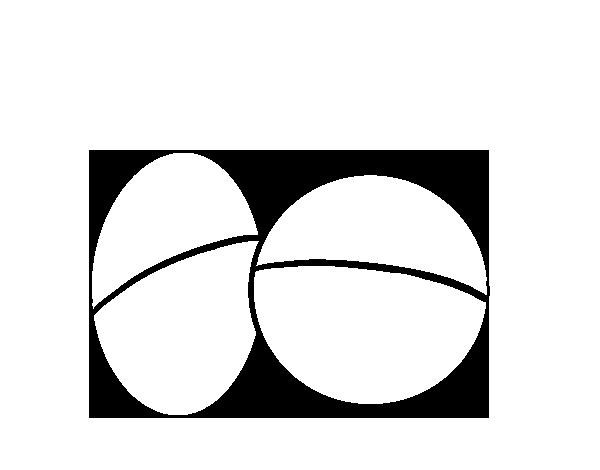 Dibujo de Ojos para Colorear - Dibujos.net