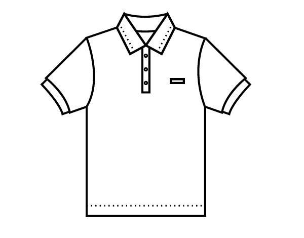 Dibujo de Polo para Colorear - Dibujos.net