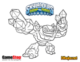 Dibujo de Skylanders Swap Force para colorear