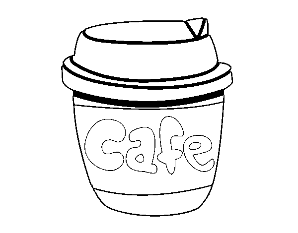 Cafe Animados Vaso De | www.imagenesmy.com