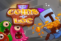 Sir Coins a Lot (come cocos medieval)